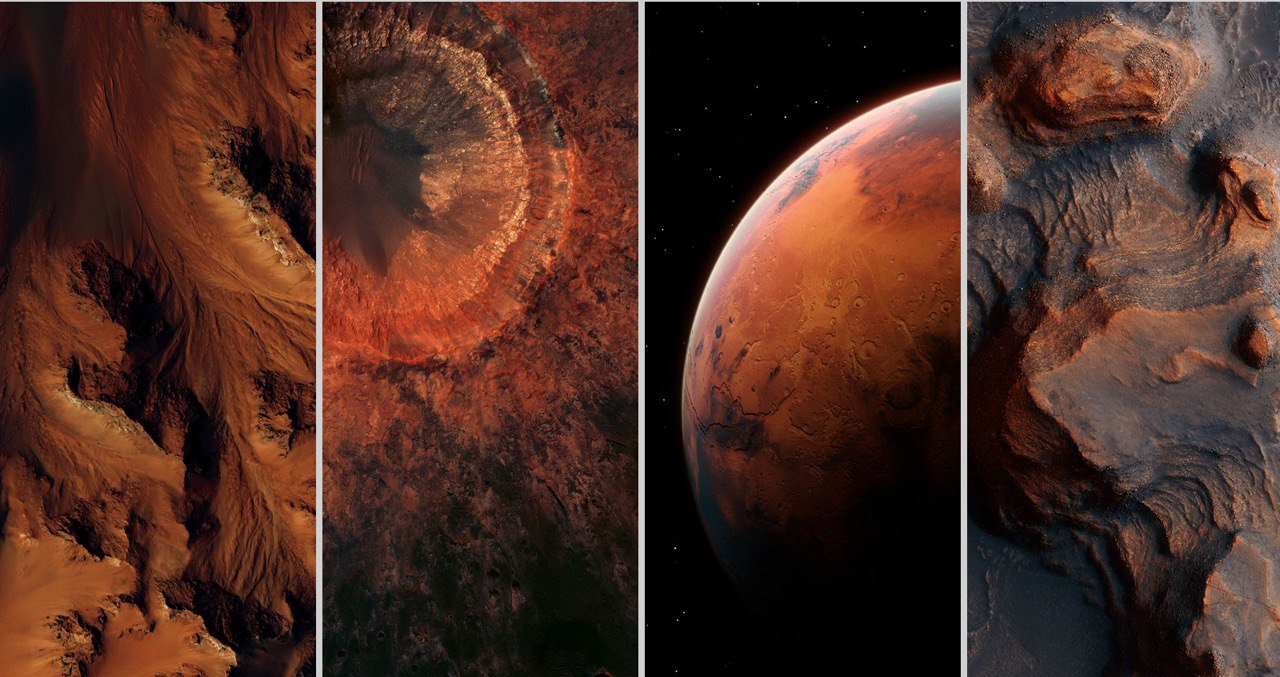 Download Miui 12 Wallpapers New Super Earth And Mars Live Wallpapers For Xiaomi And Other Devices