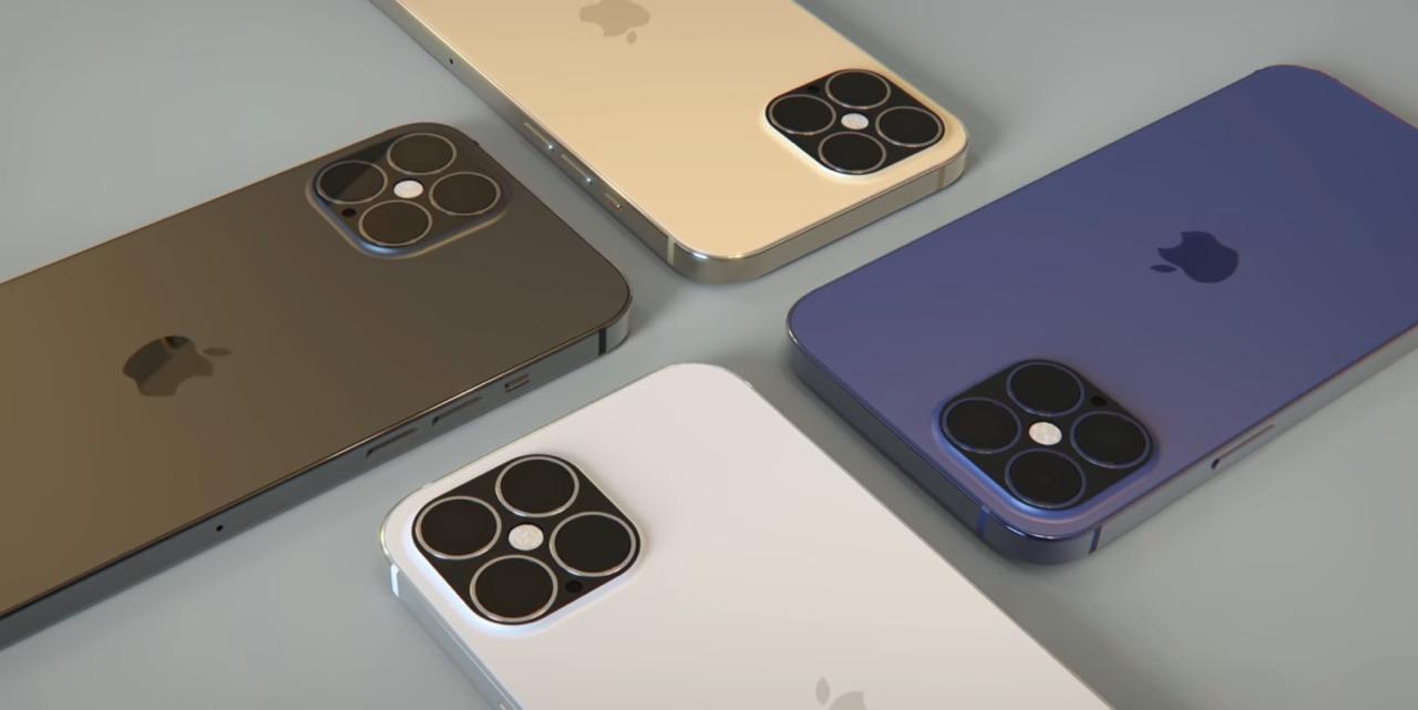 Rumored price of the iPhone 12 series - RPRNA