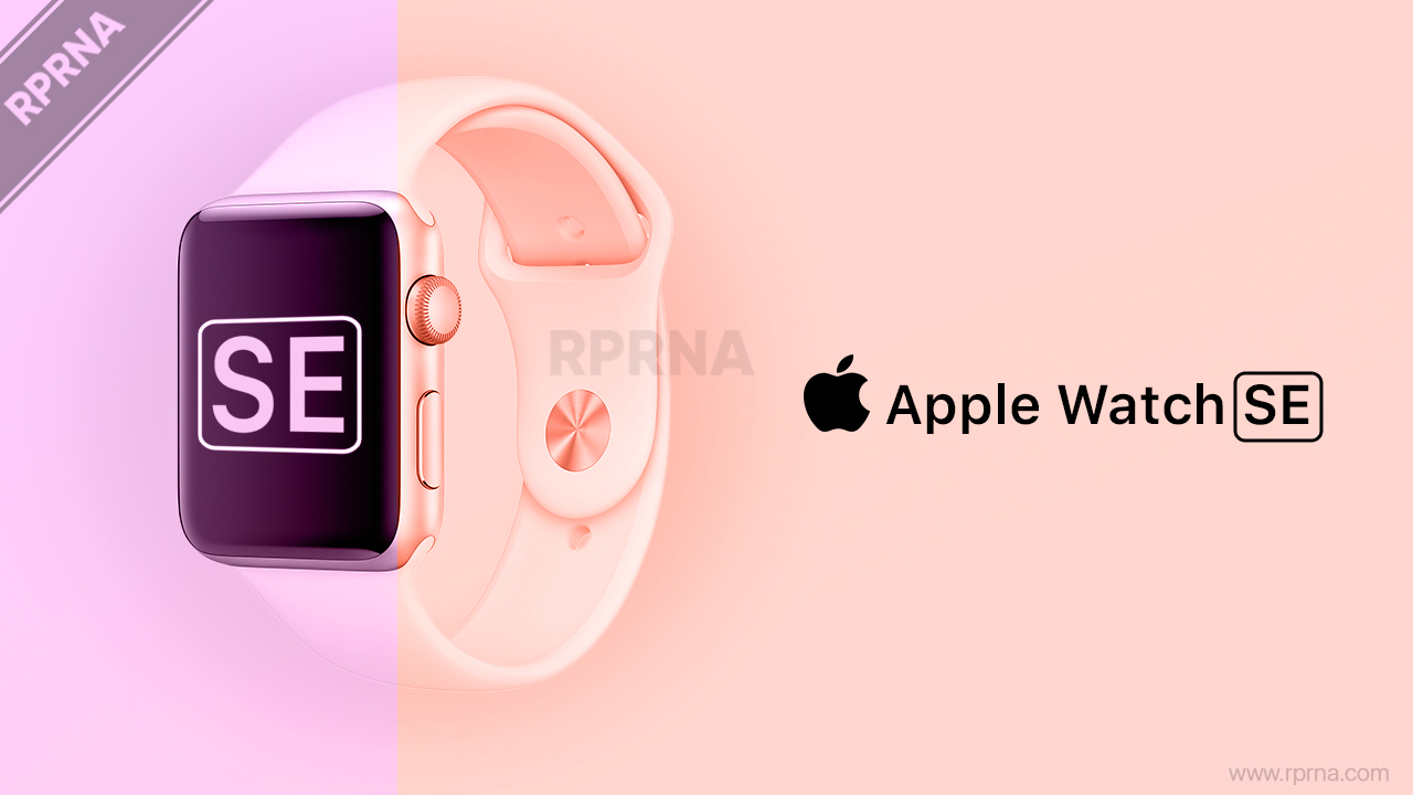 Rumor: Apple Watch SE without ECG to launch with a more affordable price -  RPRNA