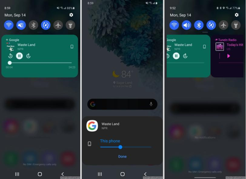 Here's our first look at Samsung One UI 3.0 (Android 11 ...