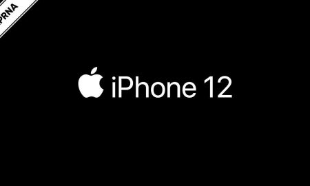 Apple iPhone 12 text