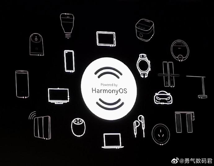 HarmonyOS update