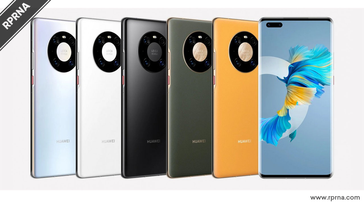 Huawei Mate 40 HarmonyOS 2