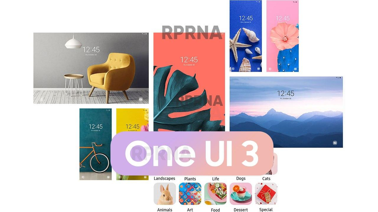 Psa One Ui 3 0 Brings 10 New Dynamic Lock Screen Categories Rprna