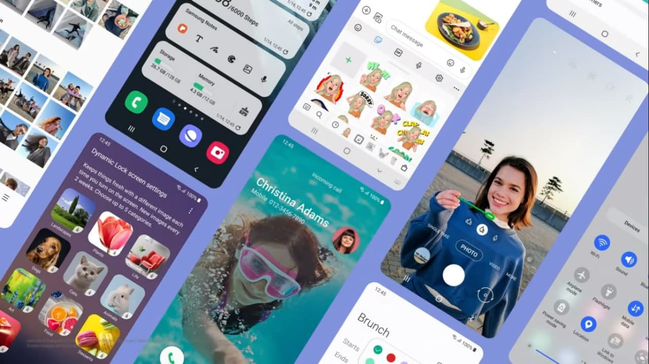 Samsung One UI 4.0: All you need to know