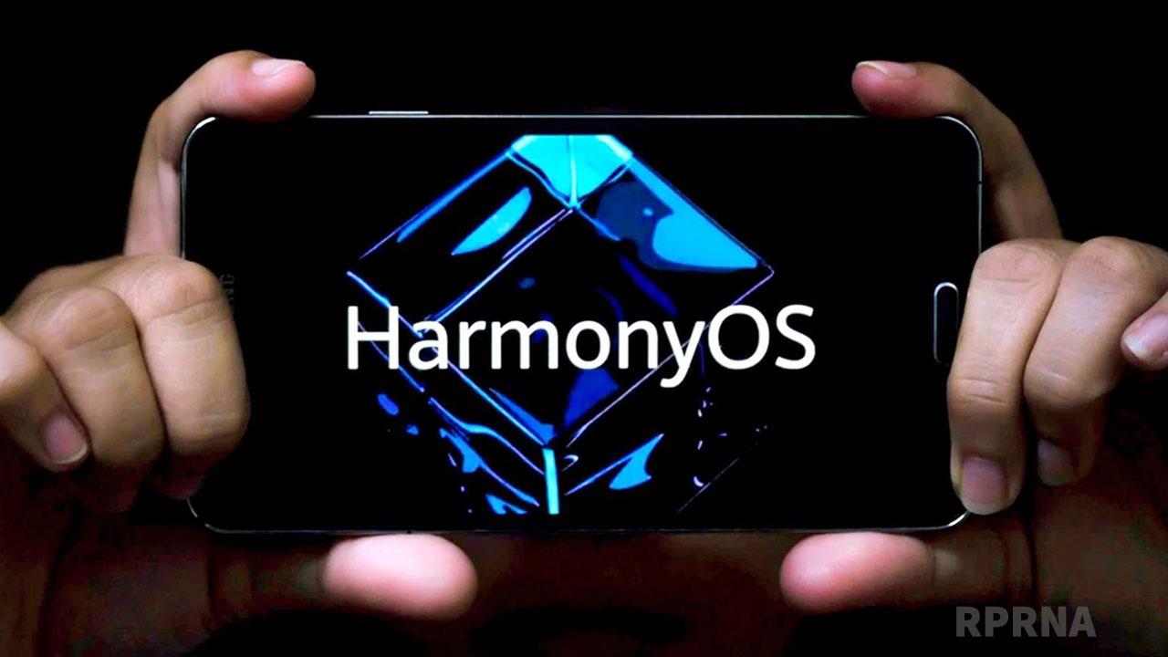 Huawei HarmonyOS devices