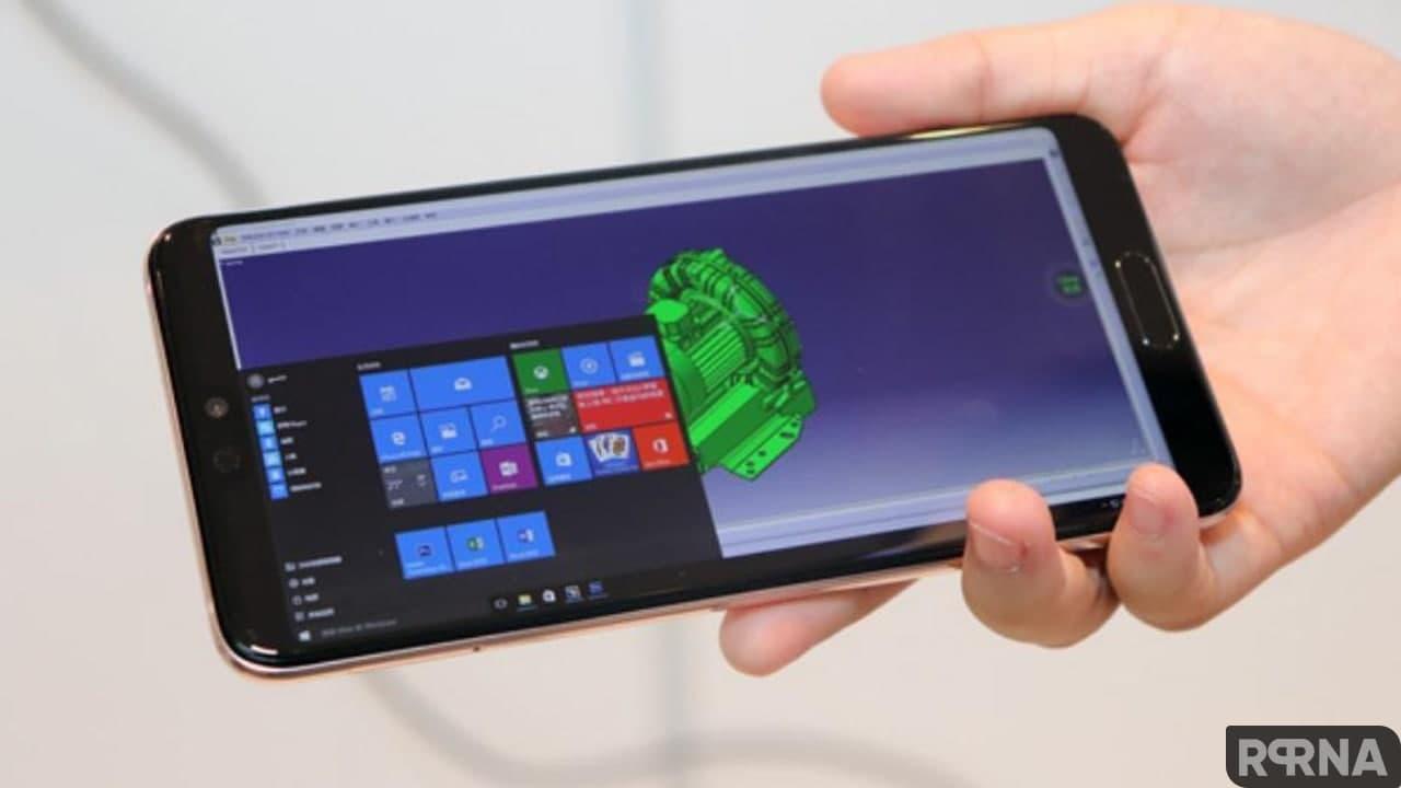 Huawei phone Windows 10