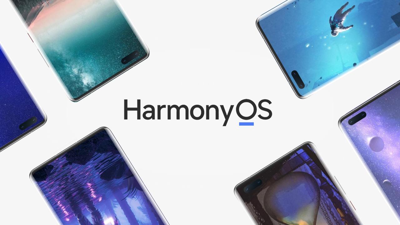 Huawei HarmonyOS Update