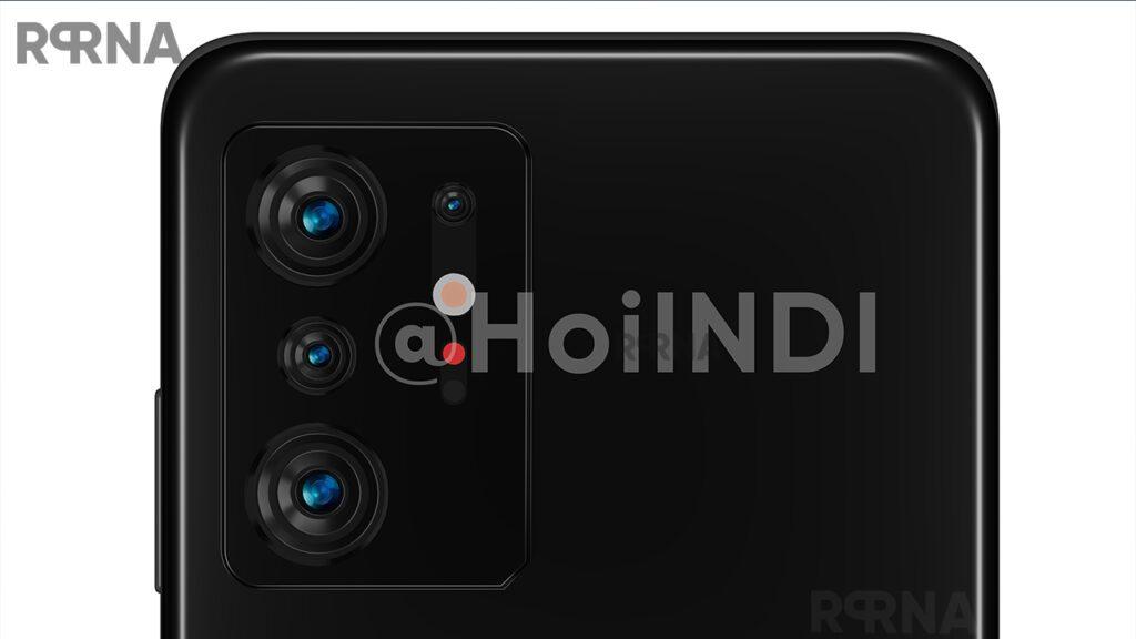 Xiaomi Mi 11T Pro render