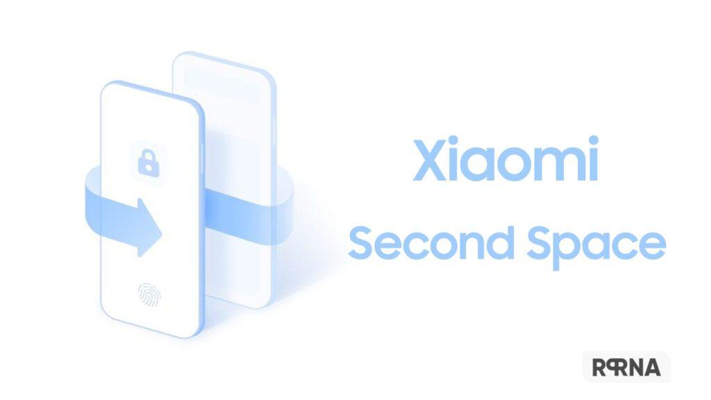 Xiaomi Second Space