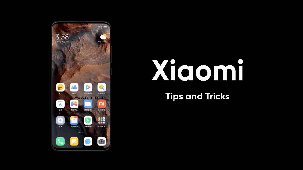 Xiaomi Tips and Tricks