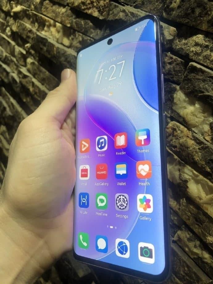 EMUI 12 Android or HarmonyOS